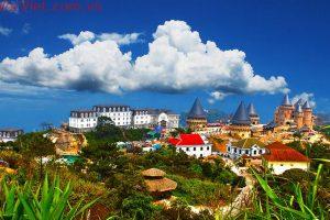 Tour Sài Gòn – Huế – Đà Nẵng – Hội An – Bà Nà – Núi Thần Tài 4N3Đ