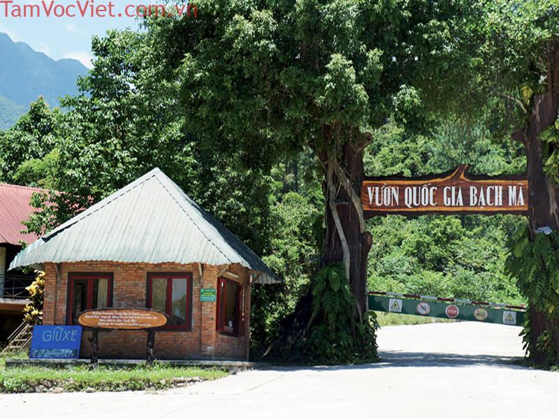 Tour Đà Nẵng – Vườn Quốc Gia Bạch Mã 1 Ngày