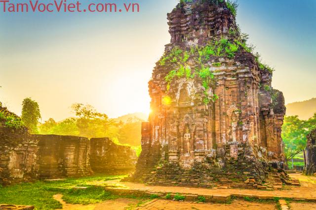 Tour Mỹ Sơn - Hội An 1 Ngày Từ Đà Nẵng