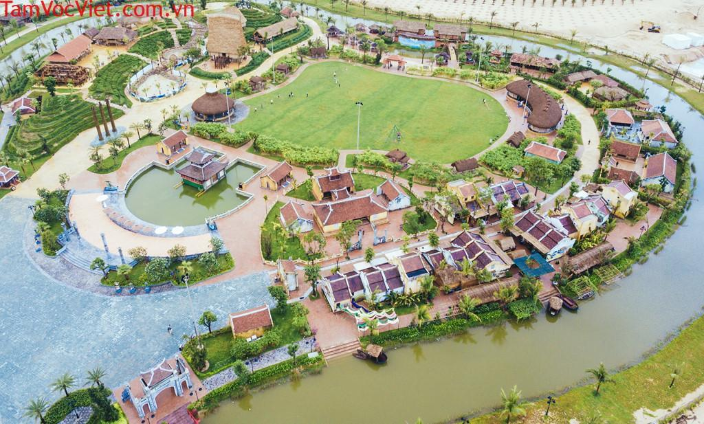 Tour VinPearl Land Nam Hội An 1 Ngày
