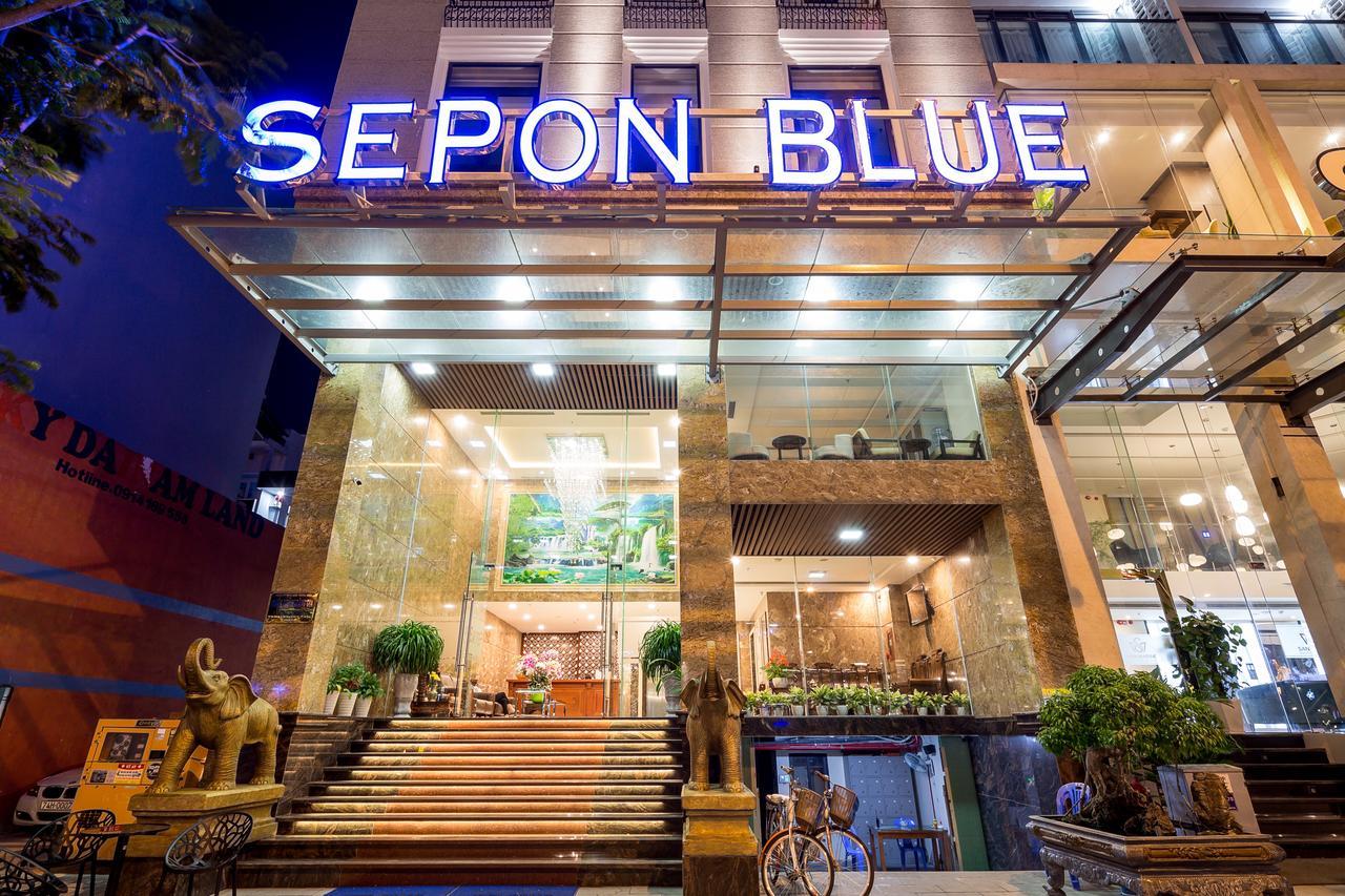 Kết quả hình ảnh cho Sepon Blue Hote