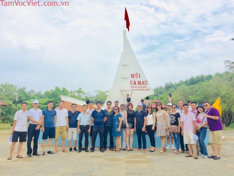Tour Cần Thơ – Cà Mau – An Giang 3N2Đ