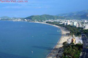 Phố biển Nha Trang – thiên đường du lịch miền trung