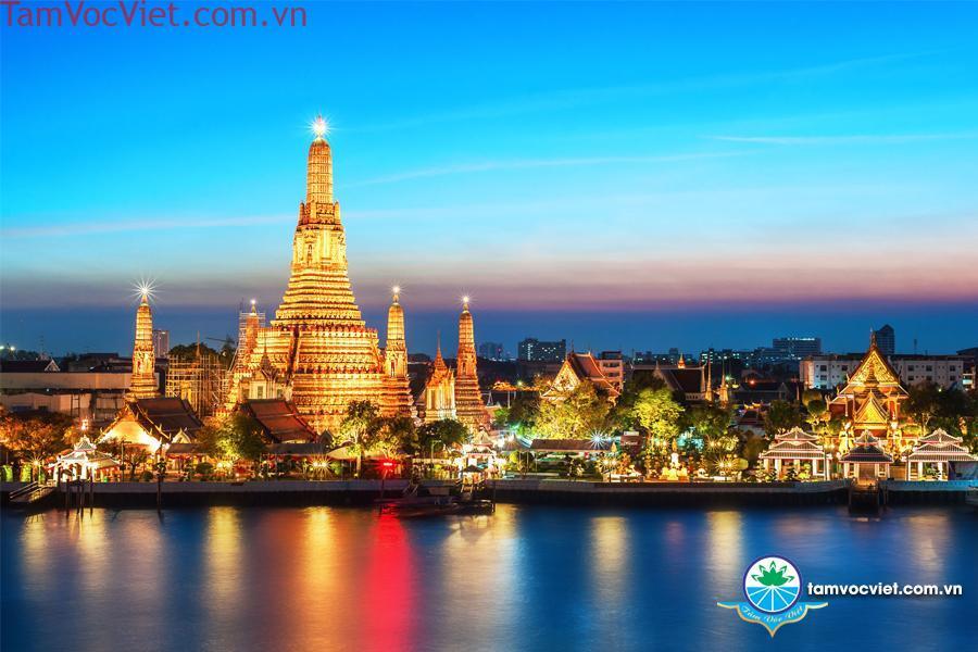 Tour Đà Nẵng Thái Lan 5 ngày 4 đêm