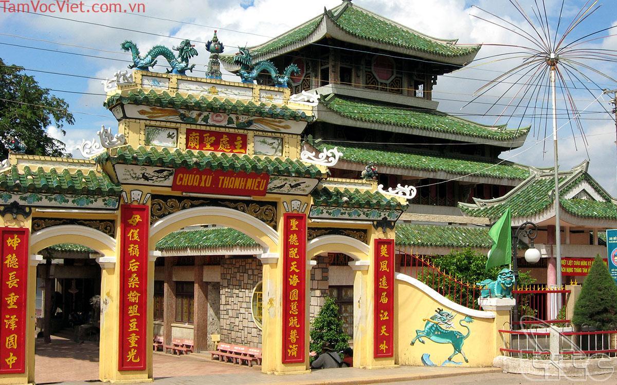 Hải Phòng - Sài Gòn - Đồng Tháp - Châu Đốc - Cần Thơ - Sài Gòn 4N3Đ