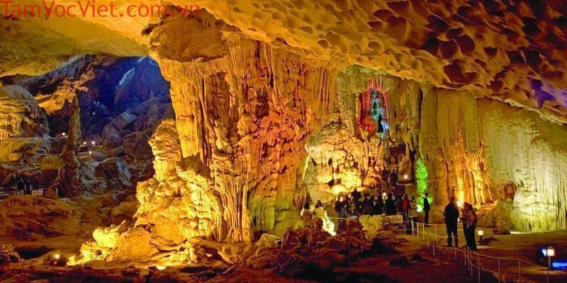 Tour Hà Nội - Hạ Long Du Thuyền 3 Sao