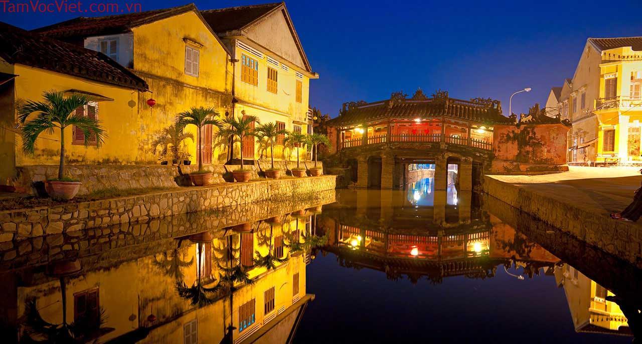 Tour Đà Nẵng – Hội An – Vinpearl Land Nam Hội An 3N2Đ