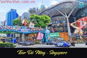 Tour Đà Nẵng – Singapore 4 ngày 3 đêm trọn gói
