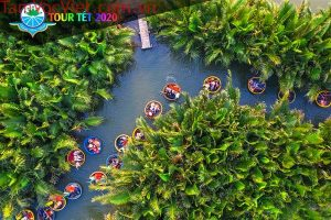 Tour Rừng Dừa Bảy Mẫu 1 Ngày
