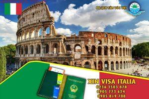XIN VISA ITALIA TẠI ĐÀ NẴNG