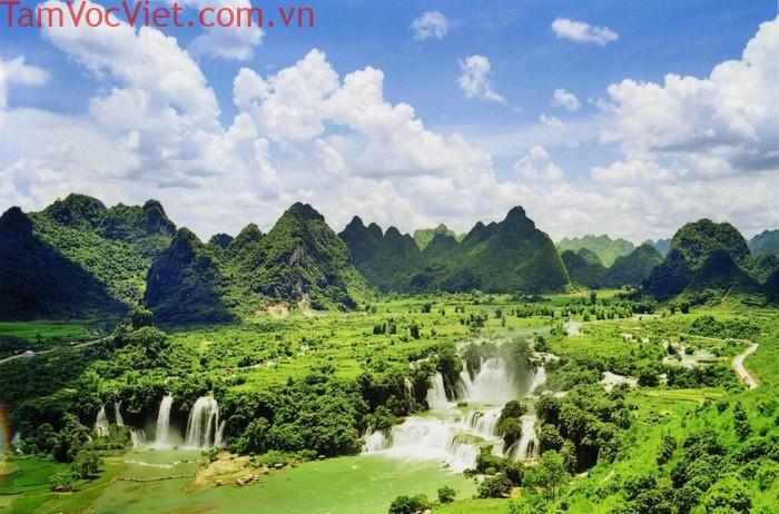Hà Nội – Cao Bằng – Bắc Kạn – Lạng Sơn 5 Ngày 4 Đêm