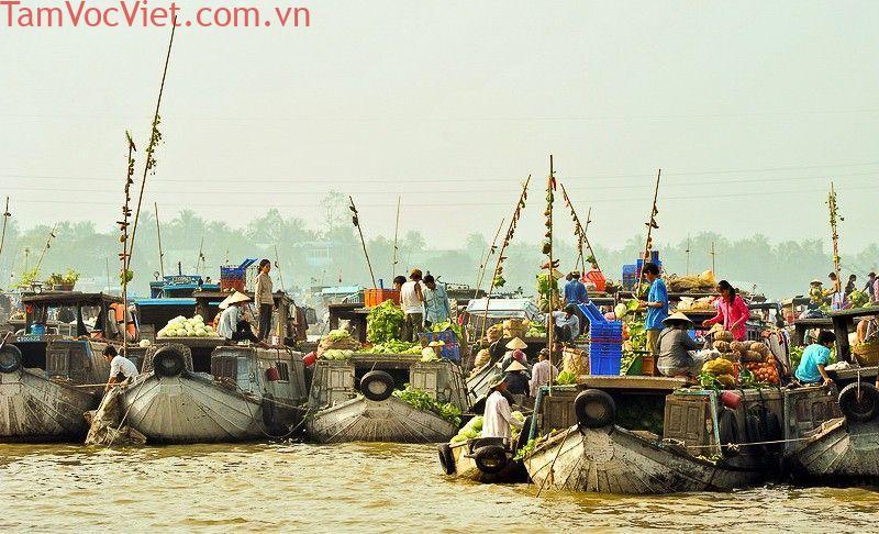 Tour Hà Nội – Cần Thơ – Sóc Trăng – Côn Đảo 4 Ngày 3 Đêm