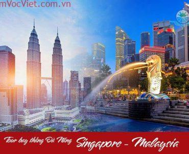 Tour Đà Nẵng – Singapore – Malaysia trọn gói 5N4Đ
