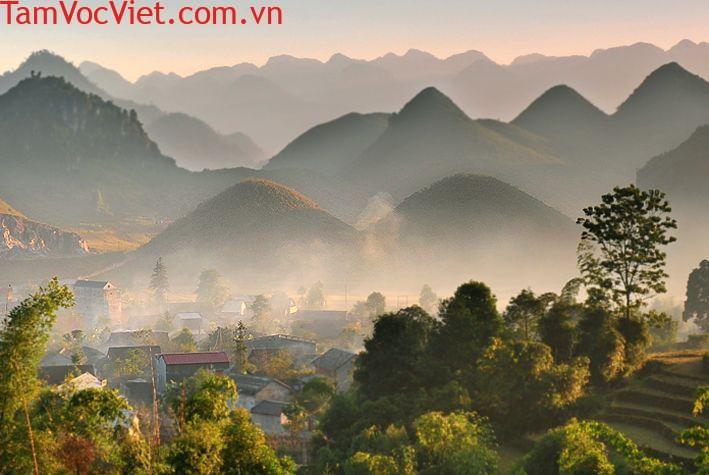 Hà Giang - Tour Tam Giác Mạch 3 Ngày 2 Đêm