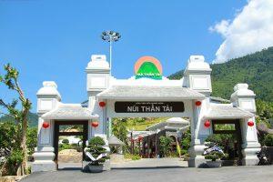 Tour Tắm Suối Khoáng Nóng Núi Thần Tài Đà Nẵng 1 Ngày