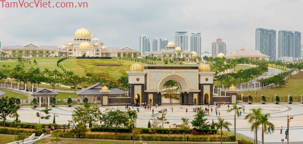 Tour Malaysia – Singapore 6 Ngày 5 Đêm