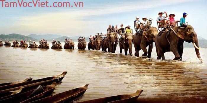 Tour Đà Nẵng – Kon Tum – Gia Lai – DakLak 4 Ngày 3 Đêm