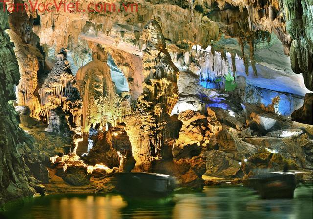 Tour Sài Gòn – Huế – Động Phong Nha – Động Thiên Đường 3N2Đ