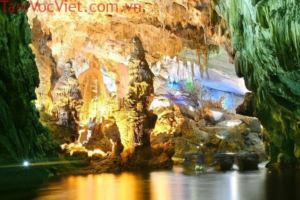 Tour Sài Gòn – Vinh – Quảng Bình – Huế – Đà Nẵng 4N3Đ