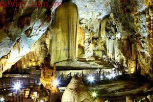 Tour Đà Nẵng – Động Phong Nha – Động Thiên Đường 2 Ngày 1 Đêm