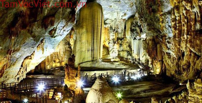 Tour Đà Nẵng - Động Phong Nha - Động Thiên Đường 2 Ngày 1 Đêm