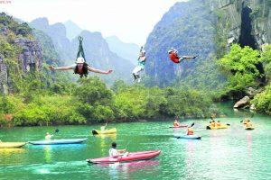 Quảng Bình – Vương Quốc Hang Động