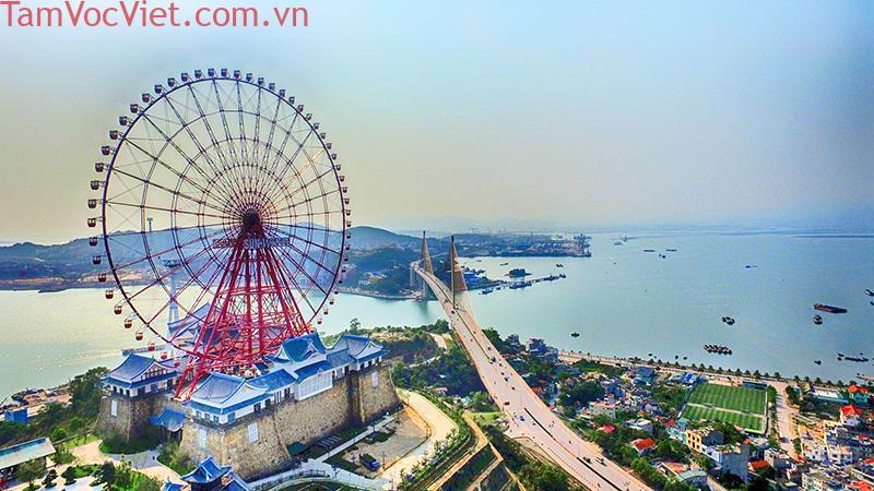 Tour Đà Nẵng – Hạ Long – Yên Tử 3 Ngày 2 Đêm
