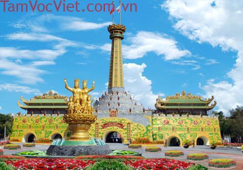 Tour Sài Gòn – Cần Thơ – Đại Nam 4 Ngày 3 Đêm