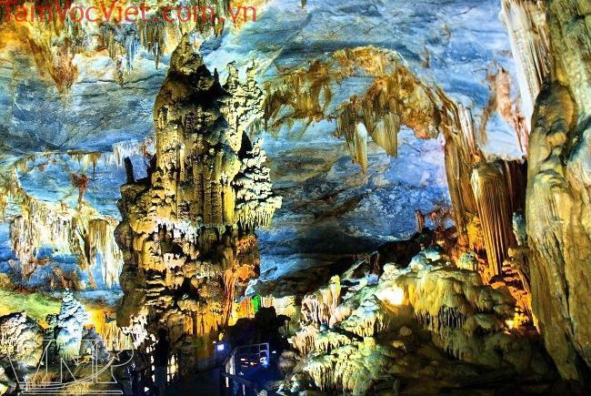 Tour Đà Nẵng – Huế – Quảng Bình 5 Ngày 4 Đêm