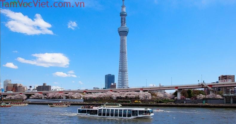 Tour Du Lịch Nhật Bản 5 Ngày 4 Đêm