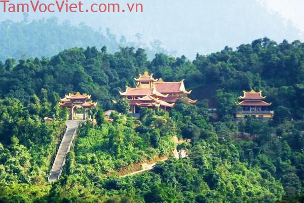 Tour Đà Nẵng – Thiền Viện Trúc Lâm Bạch Mã 1 Ngày