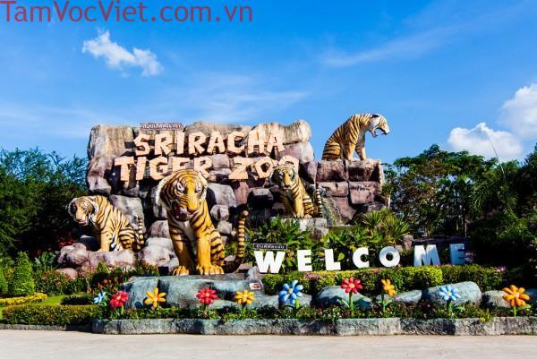 Khám Phá Thái Lan 5 Ngày 4 Đêm